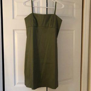 Arden B- vintage dress- Sage green size 8